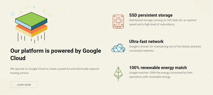 siteground powered by google cloud now