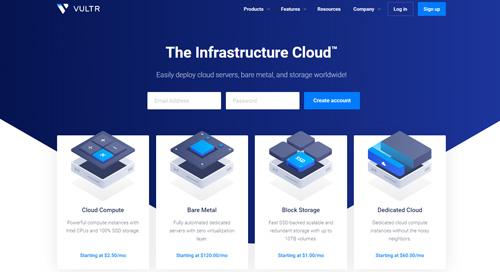 Vultr cheapest cloudways alternative