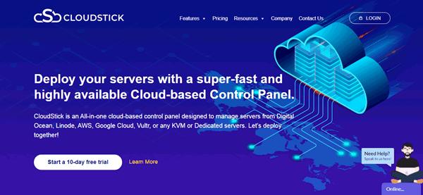 CloudStick